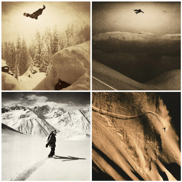 Snow - Darkroom Prints