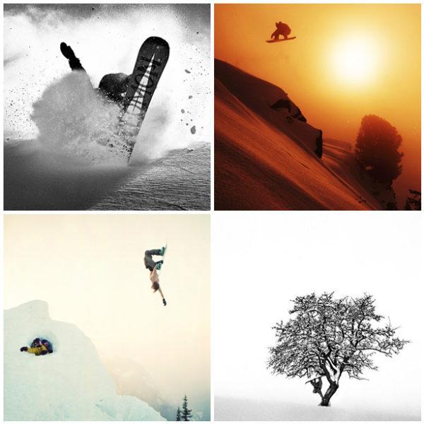 Snow - Various